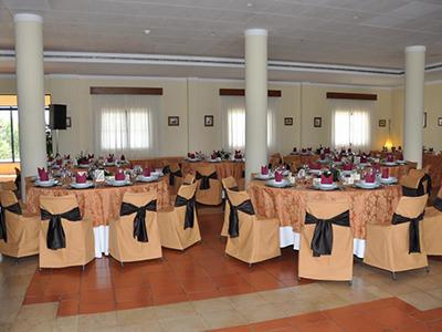 Restaurante do Hotel Idanha Natura